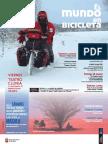 XX Jornadas El mundo en bicicleta. 2016. Tríptico