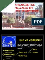 Disertación Ayuda Dr Gantier