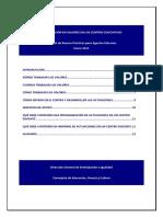 Manual de Buenas Prácticas Para Agentes Externos 2011