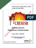 Apostila Energia Eólica-Principais Tecnologias