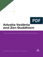 Advaita and Zen