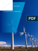 Investment in Pakistan2013
