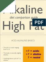 Diet Comparison Guide