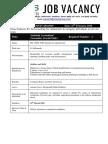 ENS-JV-010 - Assistant Accountant - Accounts