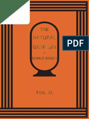Massey - The Natural Genesis (2) | Solar Deity | Jesus