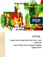 Santap Lezaat Utk Jantung Sehat_dr. Maria Poppy Herlianty, M Epid; dr. Rilian Walukow
