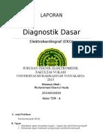 Elektrokardiograf (EKG)