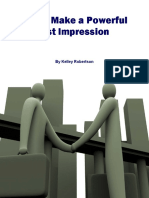 How to Make a Powerful First Impression.pdf