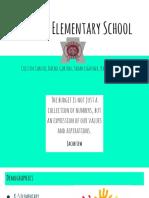school finance project