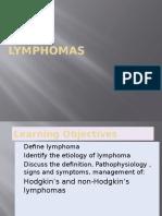 Lymphomas 5