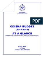Budget at a Glance (Full)