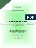 AuditoriaRedes Tarea I