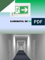 Iluminat siguranta