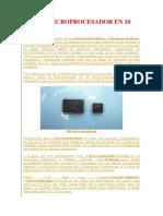 Eba de Microprocesador en 10 Pasos