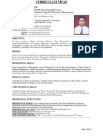 Suvranil Resume New