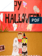 English - Halloween 1