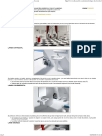 Tipos de Lavabos - Dossieres Prácticos - DecoEstilo