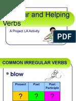English - Irregular Verbs 2