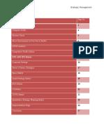 Strategic Management Project Report Sample