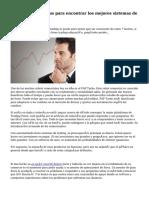 Sistemas - 5 pruebas para encontrar los mejores sistemas de Trading de divisas