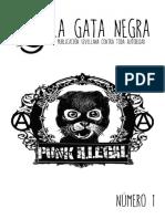 La Gata Negra, n.º 1 - Publicación Sevillana Contra Toda Autoridad