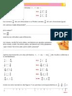 Comparação e Ordenação de Frações