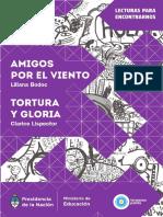 Amigos Por El Viento _Tortura y Gloria