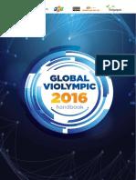 Global ViOlympic - Handbook