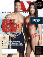 2016 MARCH ISSUE MAX SPORTS & FITNESS MAGAZINE