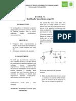 Informe 1 Electronica de Potencia