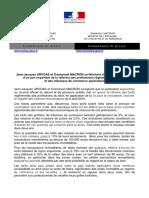 Application de La Loi de Croissance VDEF