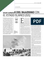 Los lazos del Baazismo con el Estado Islámico (1/2)