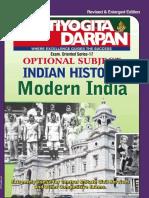 Pratiyogita Darpan Extra Issue - Indian History – Modern India