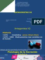 ACTUALIZACIÓN FARMACOLÓGICA DE ANTAGONISTAS H2
