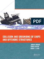 Collision and Grounding of Ships and Offshore Structures-2013