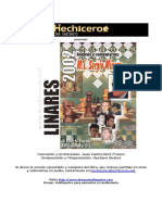 Magistral de Ajedrez Linares 2002