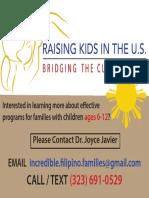 Filipino IY Postcard