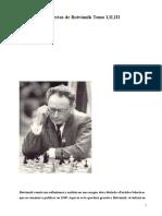 Botvinnik Partidas Selectas