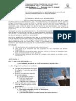 GUIA DIAGNOSTICA RELIG. 9° - 2016