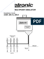 Emulator 4 o 6 Cylinders (ZE-5) o (ZE-6)