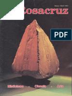 El Rosacruz Marzo-Abril 1987