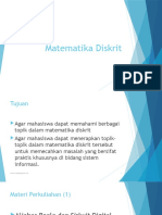 1. Matematika Diskrit
