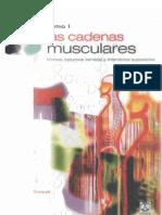 Las cadenas musculares, Tomo I - LÇopold Busquet-