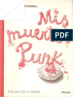Fogwill-Mis Muertos Punk