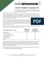 STAR English-LanguageArts Grade03 2009