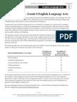 STAR English-LanguageArts Grade06 2007