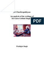 Sri Charitropakhyan An Analysis of the Writings of Sri Guru Gobind Singh Ji