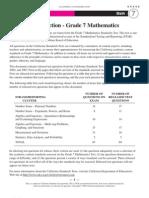 STAR Math Grade07 2008