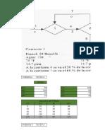 Problema 1 y 2 Simulación de Procesos
