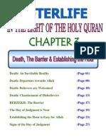 PART 3 Death, The Barrier & Establishing the Hour (English Translation)